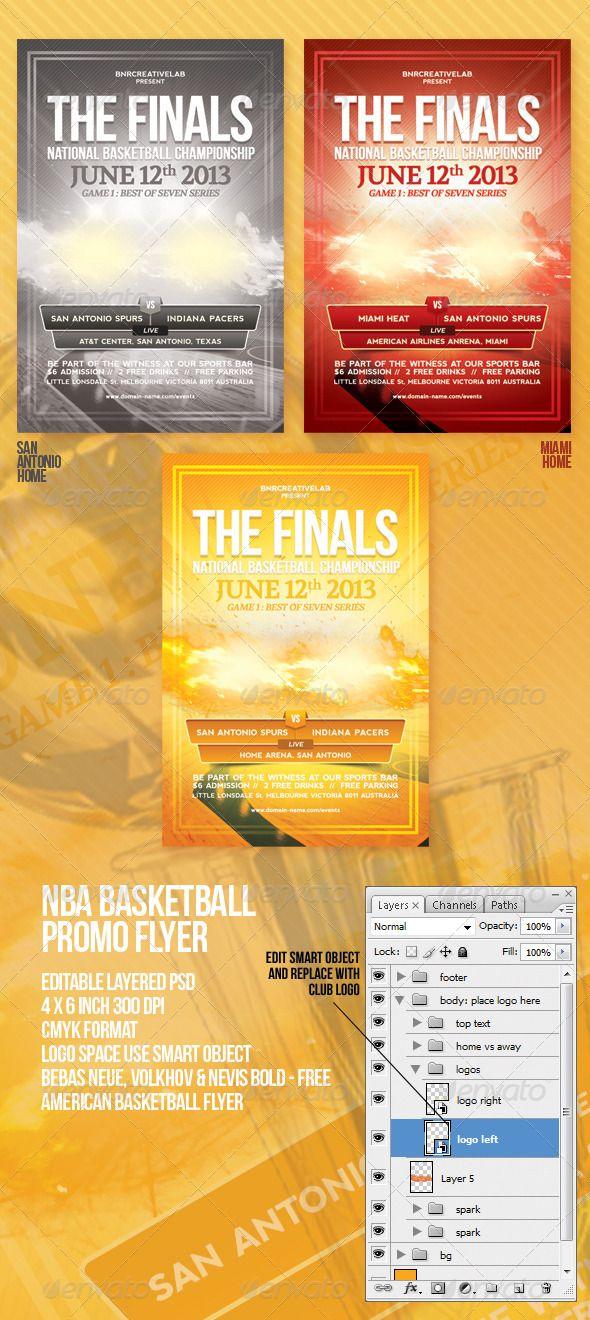 85 best Print Templates images on Pinterest Print templates - basketball flyer example