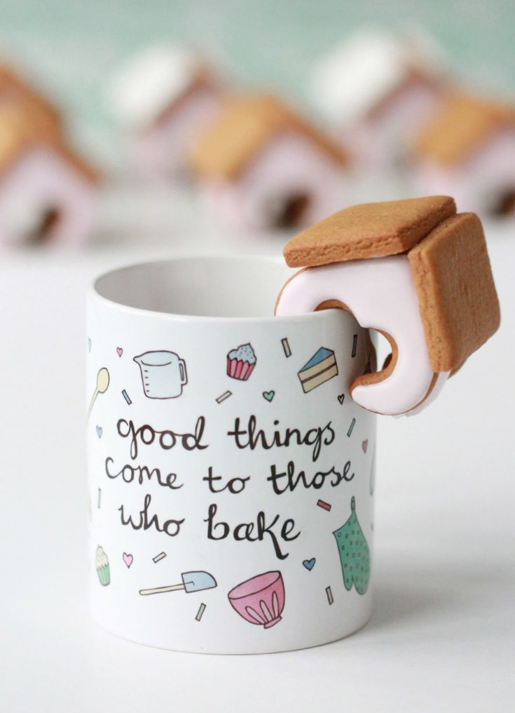 Good Things Come to Those Who Bake Mug ~ Jilly Jilly