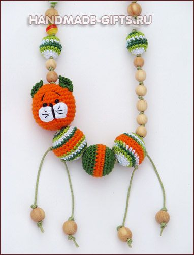 Crochet Amigurumi Accessories : 1409 best images about Kids jewelry on Pinterest More ...