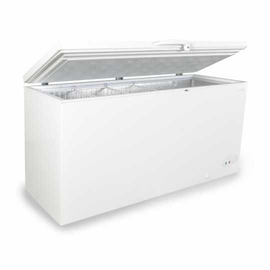 Capital Midas 550L - Large Chest Freezer - The ultimate chest freezer for the busy kitchen!