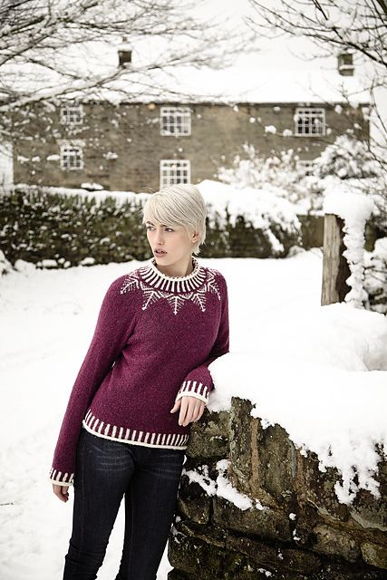Ravelry: Etherow pattern by Sarah Hatton