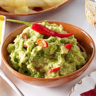 Guacamole selber machen - so geht's - guacamole