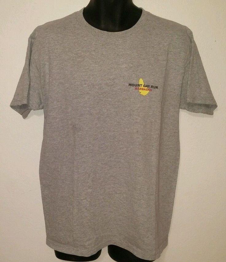Mount Gay Rum T Shirt 91