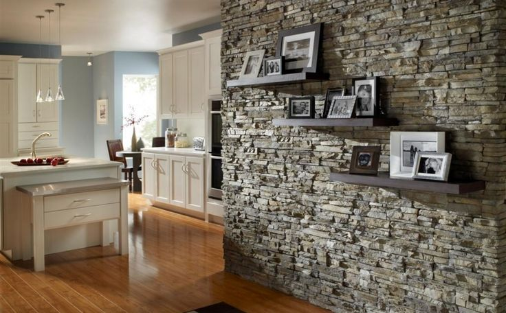 The new stacked stone wall tiles can be used to change the whole atmosphere of your bathroom. These stacked stone tiles create both a cool texture and deep shadows, this natural stone wall look means the flicker of a candle light will look different and the echoes of the trickling water will sound more real.