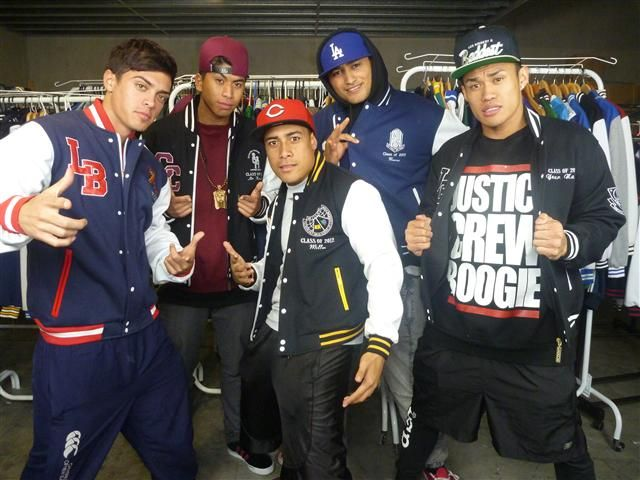 The Justice Crew