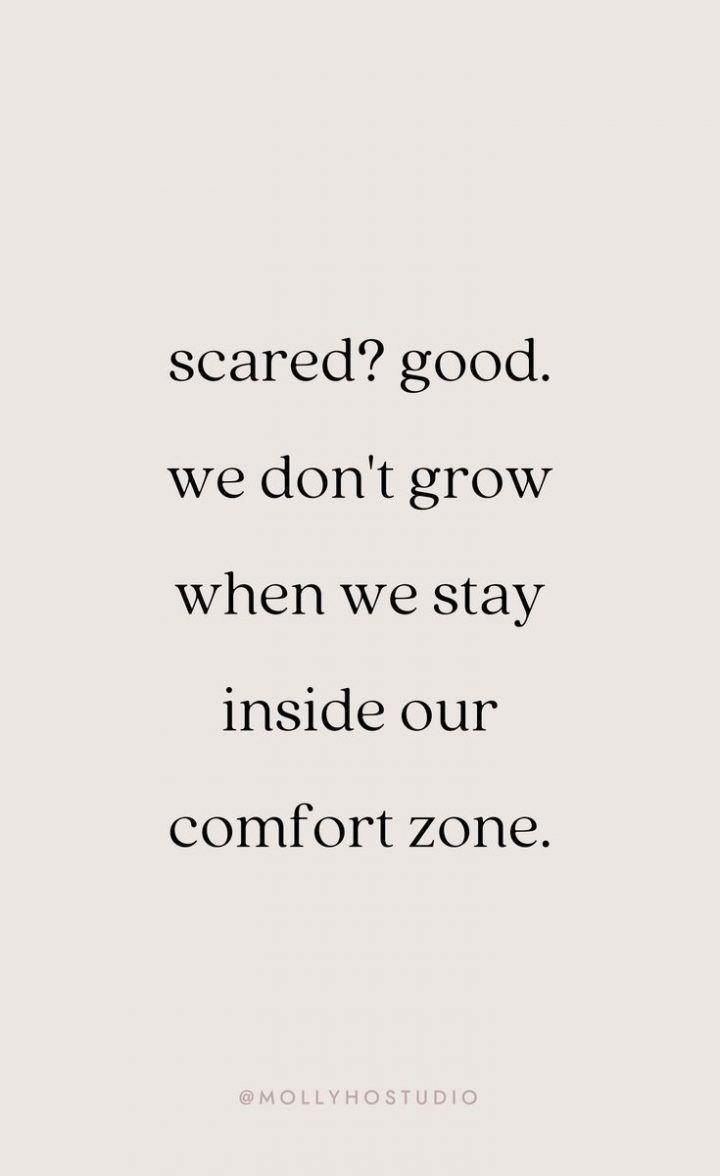 I Need To Escape My Comfort Zone Ha With Images Inspirational
