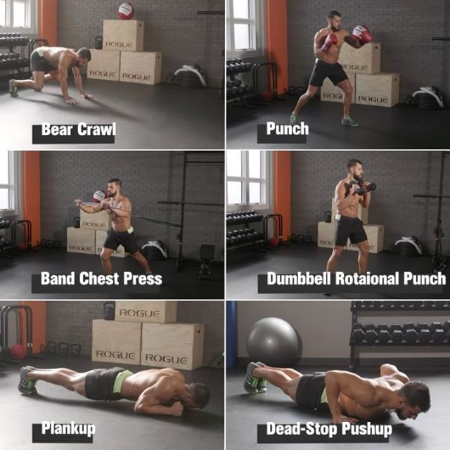 6 EXERCISES THAT CHISEL THE SEXIEST MUSCLE ON THE MALE PHYSIQUE! 💥These moves from @bjgaddour will sculpt your #serratus, the muscle group that runs from your  pec to your shoulder blade. Build this body part and you'll scream #FIT. #MHFit #fitness #BJGaddour #upperbodyworkout #buildmuscle