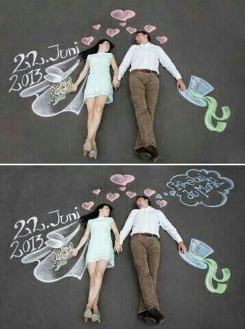 Cute save the date idea!