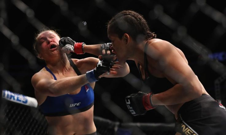 Olympic boxer who sparred with Ronda Rousey: 'I just don't see' her leaving Tarverdyan