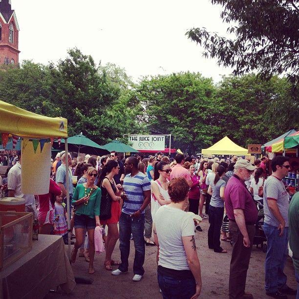 Charleston Farmer's Market in Charleston, SC - look for Charleston crepe co?