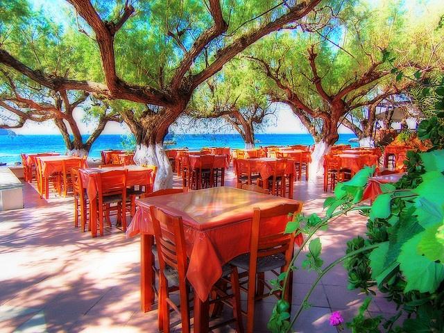Taverna Christos Plakias Crete