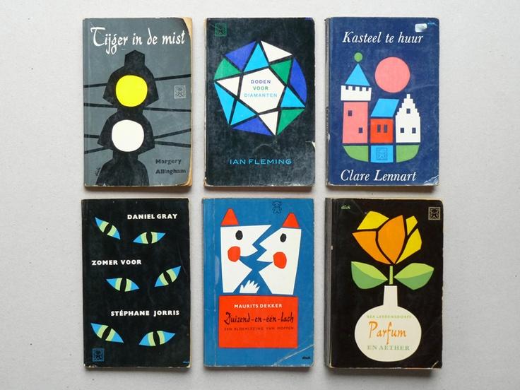 A few books by Dick Bruna.