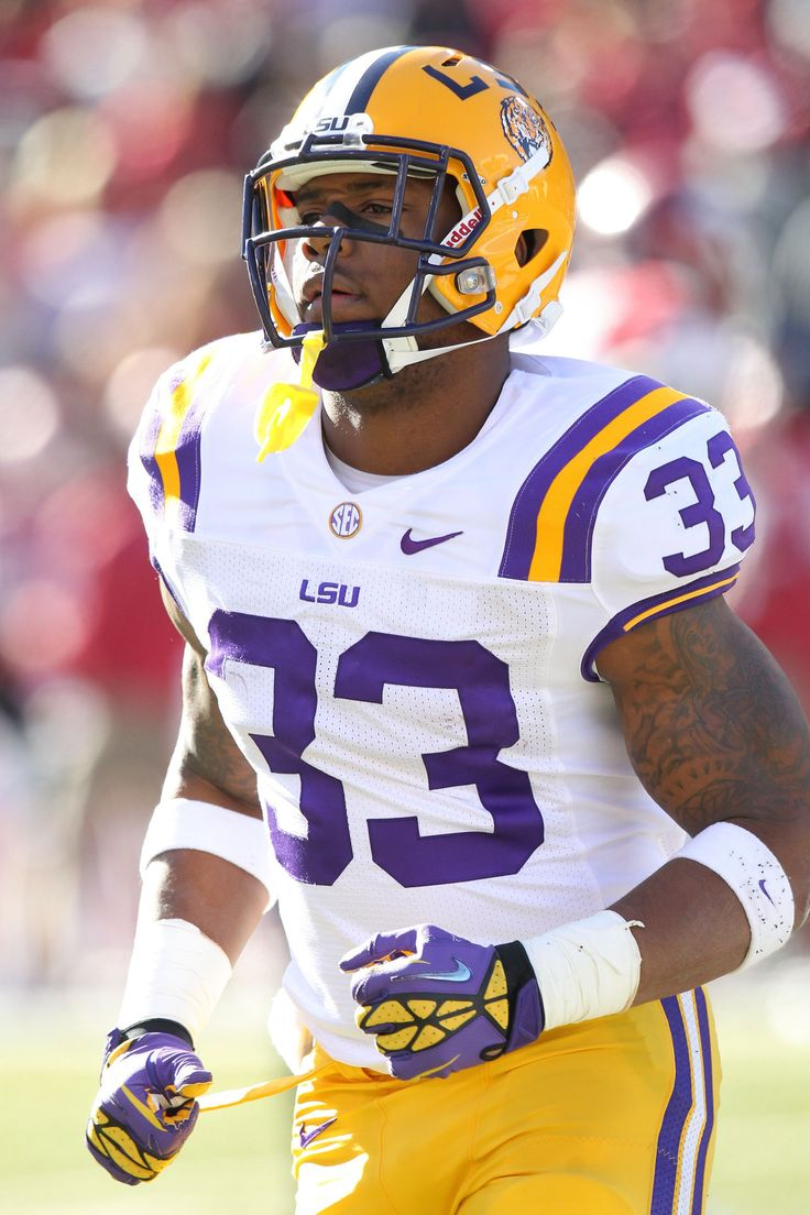 #33 RB Jeremy Hill LSU- 2014 NFL Draft : Cincinnati Bengals. another favorite player from LSU