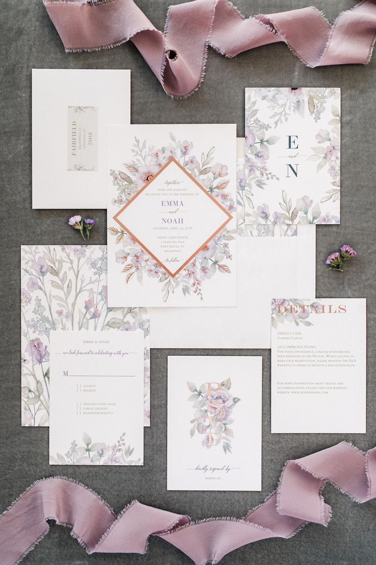 Customize Your Wedding Invitations with The Wedding