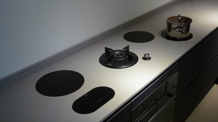 ABK ICI0301 i-Cooking Induction Hob to fit directly into the worktop