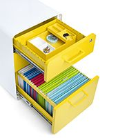 Yellow Office Supplies | Poppin