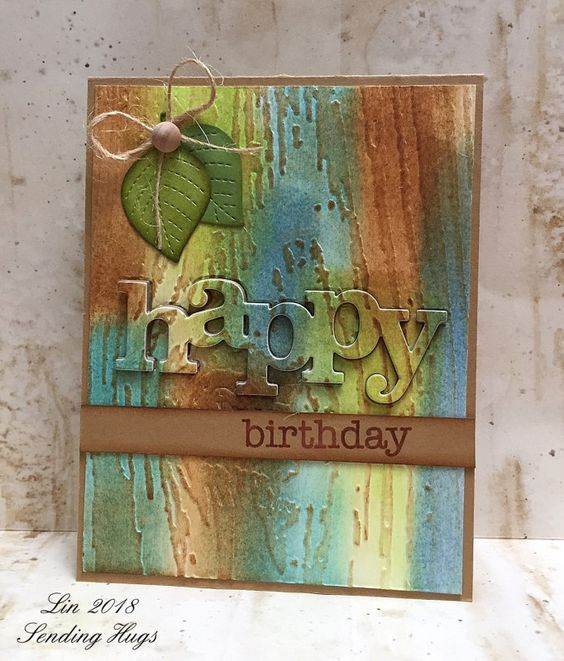 Masculine Birthday By Bearpaw