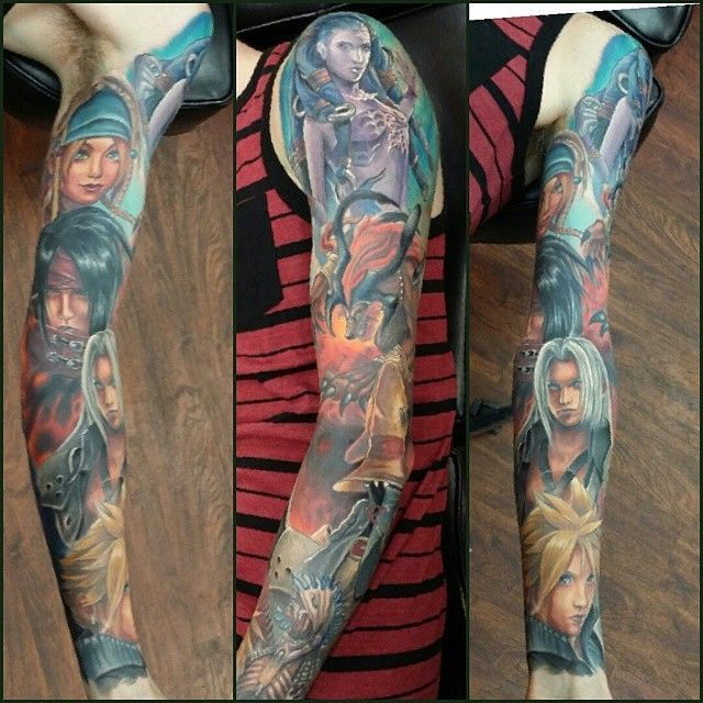 17 Best Images About Movie Tv Game Tattoos On Pinterest: Best 25+ Final Fantasy Tattoo Ideas On Pinterest
