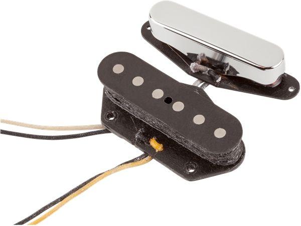 Fender Custom Shop '51 Nocaster Tele Pickups, Set of 2   Fender Pickups and Preamps