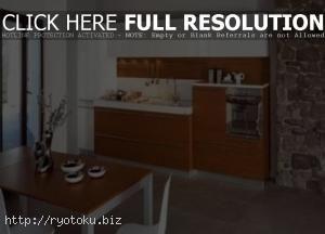 desain ruang dapur minimalis modern yang cantik Desain Dapur Modern Minimali
