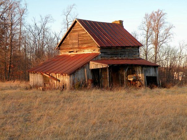The Diversity Of Old Barns and the Stories They Tell - Part 1