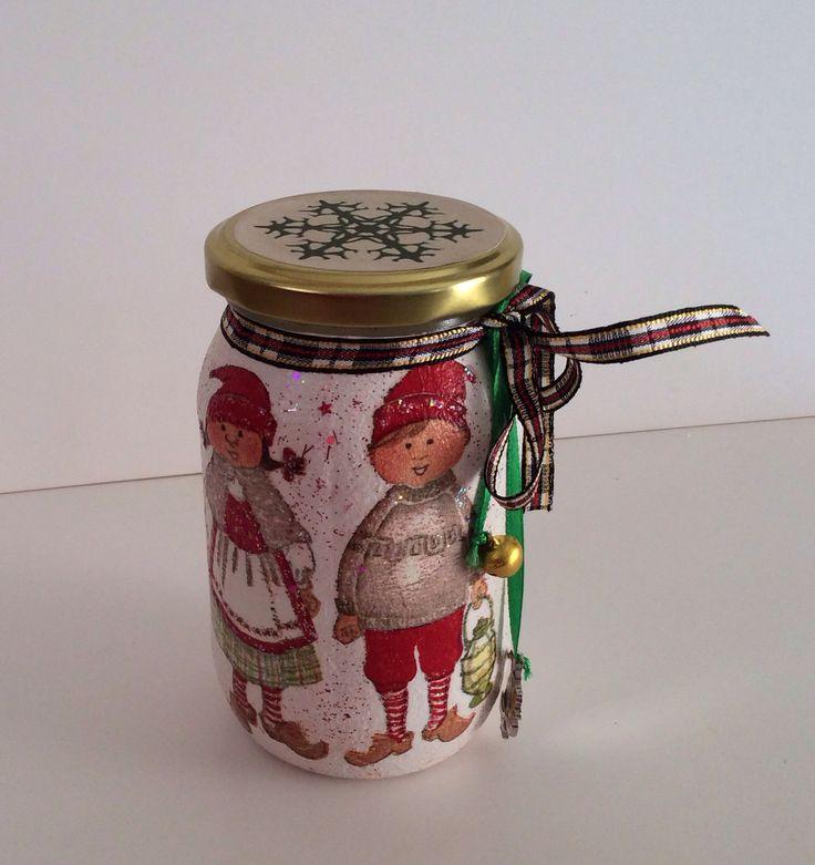 It's only a jar