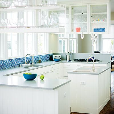Soften a modern edge - Environmentally Friendly House Remodel - Sunset