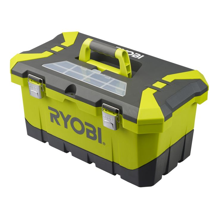 "19"" Tool Box - RYOBI"