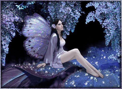 Fantasy glitter gifs