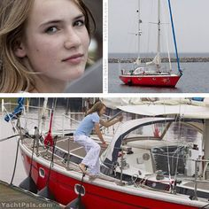 Laura Dekker--teenage solo world circumnavigator