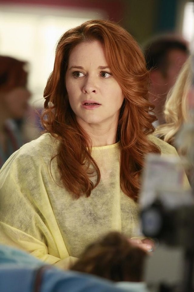 Still of Sarah Drew in Grey's Anatomy