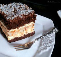 Słodka Strona: Ciasto Cappuccino z Kokosem Siostry Anastazji