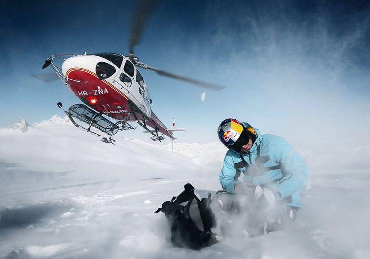Héliski dans les Alpes Suisses avec FERT Pure Snow