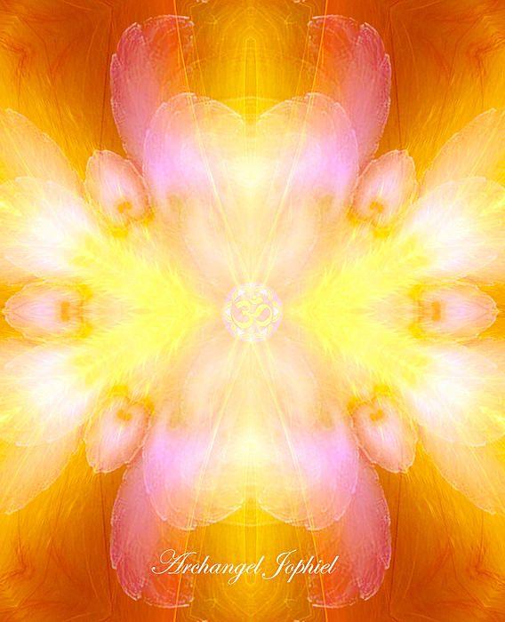 Archangel Jophiel ~ Diana Haronis