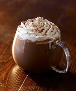 Domácí horká čokoláda (Grande Hot Chocolate od Starbucks) | Home-Made.Cz