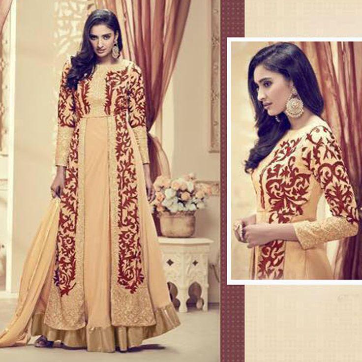 Bollywood Designer Pakistani Indian Anarkali Shalwar Kameez Wedding Party Gowns #Handmade #AnarkaliShalwarKameez