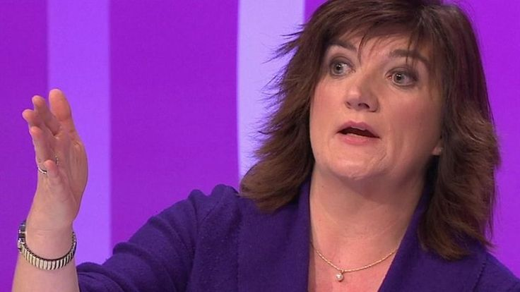 """Plans in the Budget to cut disability benefits, which have sparked fears of a Tory revolt, are """"a suggestion"""", cabinet minister Nicky Morgan has said."""