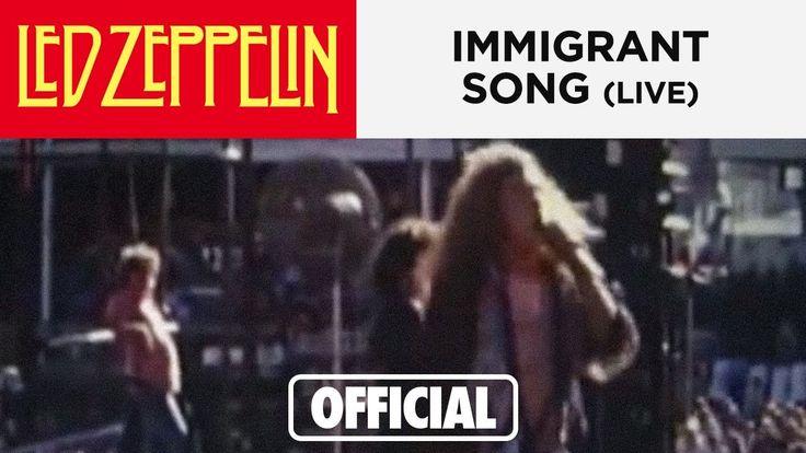 25 Best Immigrant Song Ideas On Pinterest Led Zeppelin