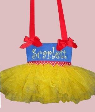 Snow White tote bag!