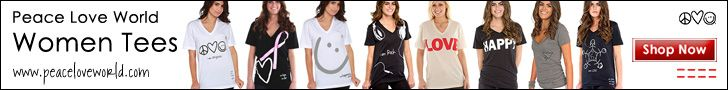 Peace Love World - The Clothes That Give You Life