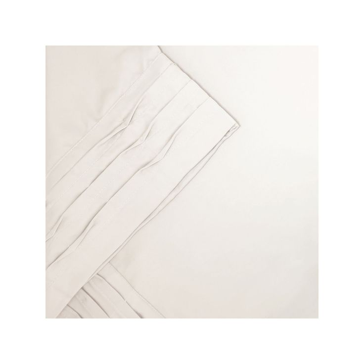Solid 1000 Thread Count 4-piece Sheet Set, White Cal King