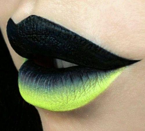 labios halloween