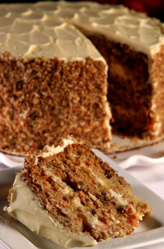 Special Request: Carrot Cake from Tower Restaurant : Lifestyles ...