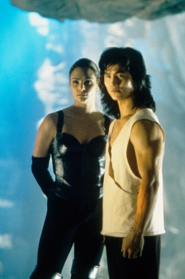 Mortal kombat kitana and liu kang love - photo#9