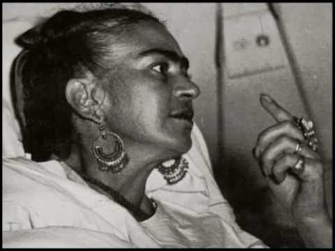 Video on the Life and Times of Friday Kahlo