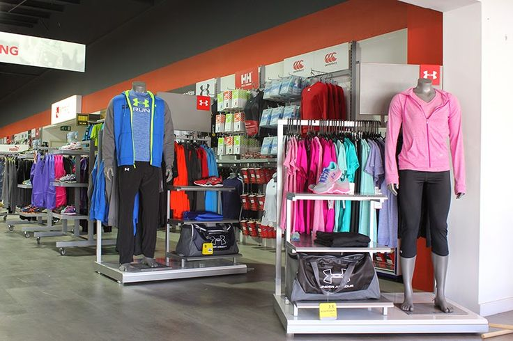 sports store display - Google Search