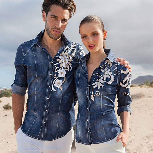 NaraCamicie Official Profile (@naracamicie1984) | Denim addicted #Nara #NaraCamicie #shirt #blouse #ss16 #spring #summer #collection #woman #man #guy #girl #fashion #instafashion #model #shooting #jeans #ootd #italy #stylish #style #glam #glamour #denim #embroidery #picoftheday #cool #urban #urbanlook | Intagme - The Best Instagram Widget