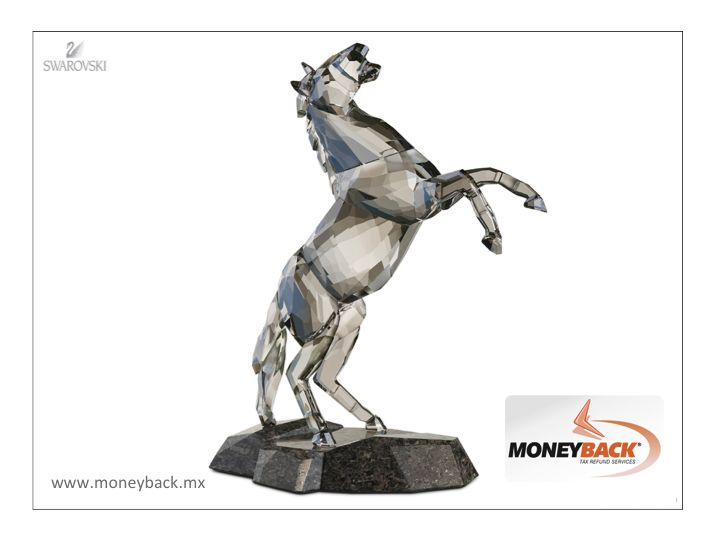 Dynamic and expressive, this Swarovski sculpture from the Soulmate Collection capturing the power of the horse with all the luster of Satin Crystal on a granite base is an art piece that will set perfect in your house or office. Visit Swarovsky Mexico at Antara Polanco, or in Guadalajara, Acapulco and Monterrey and get a tax refund on your purchase with Moneyback. #taxfreeshopping #moneyback  #taxrefund #travelmexico