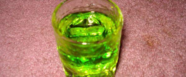 Flaming Green Dragon Recipe - Genius Kitchen