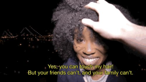 21 Things Every Non-Black Guy Should Know About His Black Girlfriend's Hair